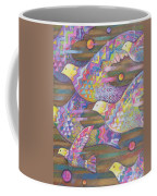 Jetstream Coffee Mug by Sarah Porter