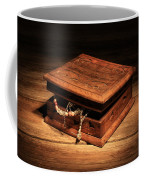 Jewellery Box Coffee Mug by Keith Hawley