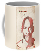 Jordan Coffee Mug by Paulette B Wright