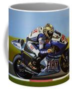 Jorge Lorenzo Coffee Mug by Paul Meijering