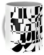 Junk Mail Coffee Mug by Elena Nosyreva