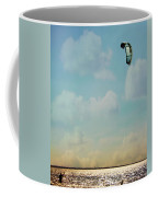 Just Enough Wind Coffee Mug by Lana Trussell