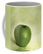 Just Green Coffee Mug by Priska Wettstein