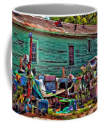 Katrina Memory Coffee Mug by Steve Harrington