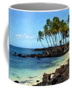 Kekaha Kai II Coffee Mug by Kurt Van Wagner