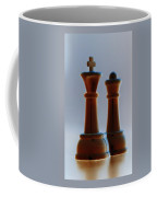 King And Queen Coffee Mug by Rob Hans