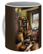 Kitchen - Nothing Like Home Cooking Coffee Mug by Mike Savad
