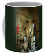Knight - A Warriors Tribute  Coffee Mug by Paul Ward