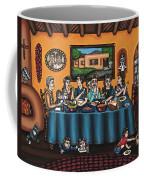 La Familia Or The Family Coffee Mug by Victoria De Almeida