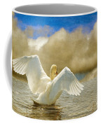 Lady-in-waiting Coffee Mug by Lois Bryan