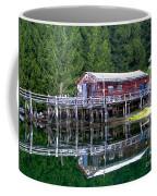 Lagoon Cove Coffee Mug by Robert Bales