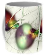 Latent Images Coffee Mug by Anastasiya Malakhova