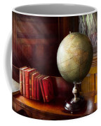 Lawyer - A World Traveler Coffee Mug by Mike Savad