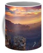 Le Grand Sunrise Coffee Mug by Darren  White