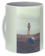 Leaving The Past Behind Me Coffee Mug by Joana Kruse