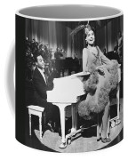 Lena Horne In Stormy Weather Coffee Mug by Underwood Archives