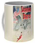 Leona Dare Coffee Mug by Jules Cheret