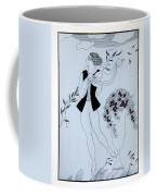 Les Sylphides Coffee Mug by Georges Barbier