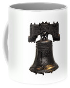 Liberty Bell Coffee Mug by Olivier Le Queinec
