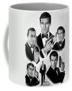 Licence To Kill  Bw Coffee Mug by Andrew Read