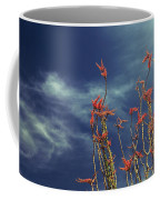 Like Flying Amongst The Clouds Coffee Mug by Laurie Search