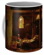 Little Red Riding Hood Coffee Mug by Fleury Francois Richard