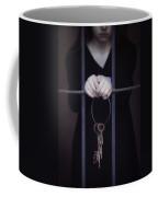 Locked-in Coffee Mug by Joana Kruse