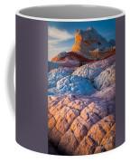 Lollipop Sunset Coffee Mug by Inge Johnsson