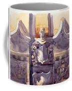 Lone Guardian Coffee Mug by Max Good