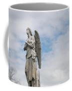 Lonely Angel Coffee Mug by Jennifer Ancker