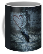 Longing For Love Coffee Mug by Joana Kruse