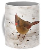 Look At You Coffee Mug by Sandy Keeton
