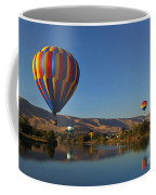 Looking For A Place To Land Coffee Mug by Mike  Dawson