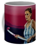 Luciana Aymar Coffee Mug by Paul Meijering