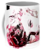 Lucille Ball Coffee Mug by D Walton