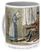 Lydia Darrah, 1777 Coffee Mug by Granger