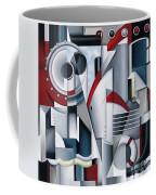 Maiden Voyage Coffee Mug by Catherine Abel