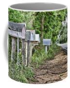 Mail Route Coffee Mug by Scott Pellegrin