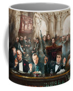 Make Way For The Bad Guys Col Coffee Mug by Ylli Haruni