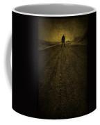 Man On A Mission Coffee Mug by Evelina Kremsdorf