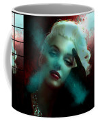 Marilyn 128 Tryp  Coffee Mug by Theo Danella