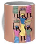 Market Day Coffee Mug by Sarah Porter