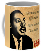 Martin Luther King Jr 1 Coffee Mug by Andrew Fare