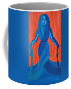 Mary - Mother Of Earth - Mother Of Light Coffee Mug by Daina White