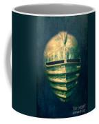 Maximilian Knights Armour Helmet Coffee Mug by Edward Fielding