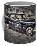 Mayberry Taxi Coffee Mug by David Arment