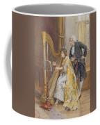 Memorys Melody Coffee Mug by George Goodwin Kilburne