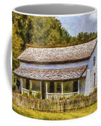 Miss Becky's House Coffee Mug by Barry Jones
