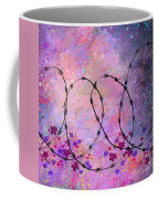 Mixed Messages Coffee Mug by Rachel Christine Nowicki