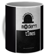 Modern Times Coffee Mug by Ayse Deniz